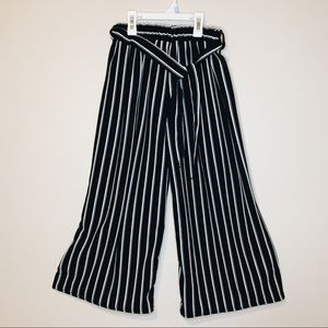 Jumper stripped pants